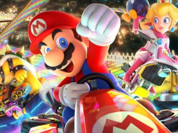 More Updates Are Planned For Mario Kart 8
