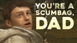 10 Scumbag Video Game Dads Who Don't Deserve Custody