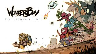 Wonder Boy: The Dragon's Trap PlayStation 4 Trophies Unveiled