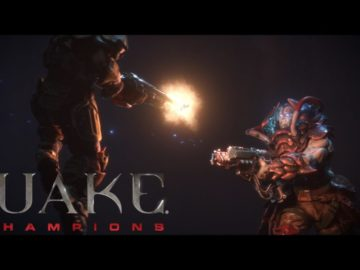 Check out The Latest Character Trailer for Quake Champions