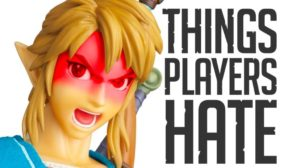 10 Things LOZ: Breath of The Wild Players HATE