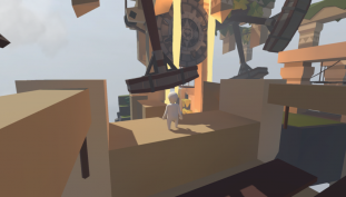 Crazy Physics Puzzler Human: Fall Flat Gets Console Release Date