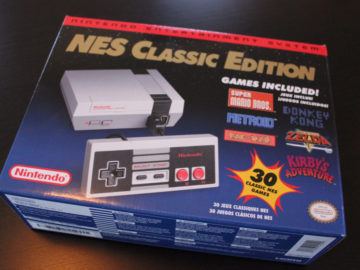 NES Classic Discontinued Worldwide