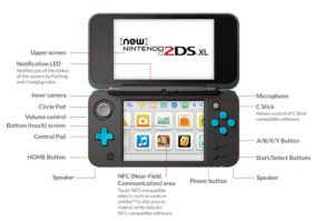 New 2DS XL vs. 2DS vs. New 3DS XL Specs and Overview
