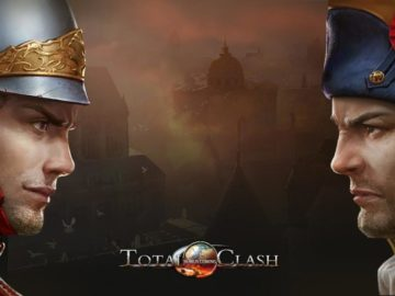 War-strategy Epic Total Clash Launches Global Open Beta on Mobile Today
