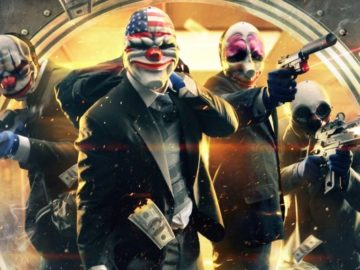 Payday 2 VR BETA Scheduled For Release This Year