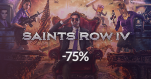 Saints Row Series Takes Over GOG, Celebrates With Saints Row 2 Giveaway