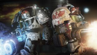 Space Hulk: Deathwing Impressions—Empty Chaos