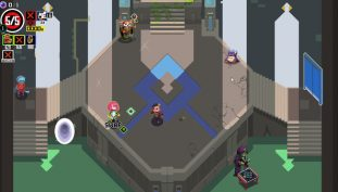 Ruin of the Reckless Impressions—Delightfully Frenetic Retro Brawling