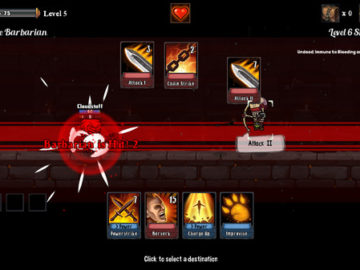 Roguelike RPG Monster Slayers Updated With Advanced Classes