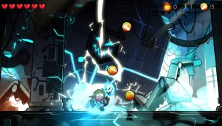 Wonder Boy: The Dragon's Trap Impressions