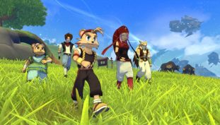 Shiness: The Lightning Kingdom Stuns With New Characters Trailer