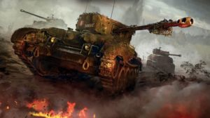 World of Tanks To Run At Native 4K On Xbox Scorpio