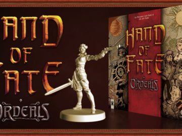 Hand of Fate: Ordeals Has Already Doubled its Kickstarter Goal