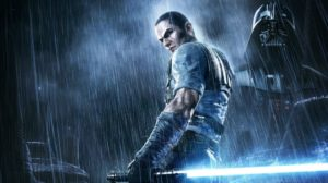Sony Adds Five Star Wars Video Games On PlayStation Now