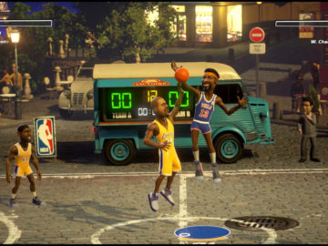 NBA Playgrounds Reaches Half a Million Units Sold Milestone; Dev Promises More Free Updates Soon