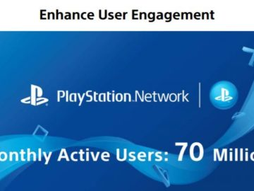 PSN Has over 70 Million Monthly Users; Sony Aims At Enhancing PS Plus Experience