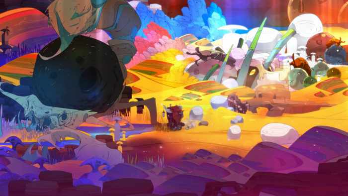 Supergiant Games' Pyre Launches on July 25th
