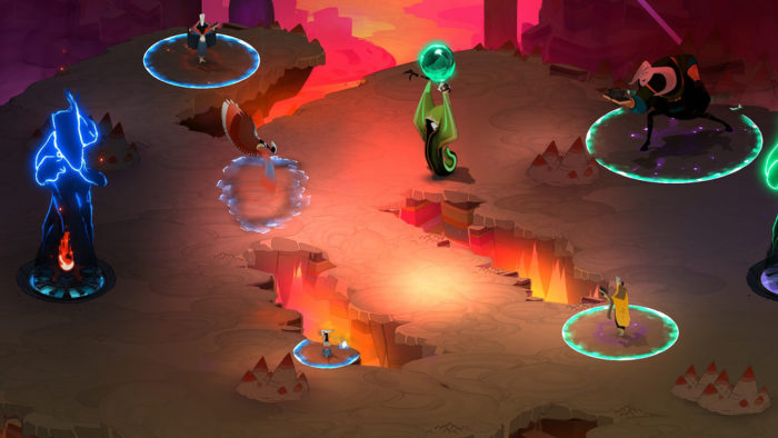 Supergiant's Pyre Launches on July 25, 2017