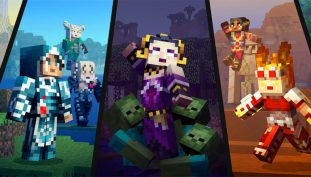 Magic: The Gathering Skin Pack Out Now On Minecraft