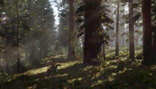 Red Dead Redemption 2: Play An Epilogue Exclusive Mini-Game With A Squirrel Statue | 'It's Art' Guide