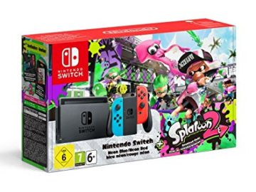 Europe Pre-orders For Splatoon 2 Bundle Now Available