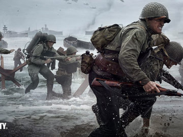 Call of Duty: WWII Development Comes To An End; Zombie Image Revealed