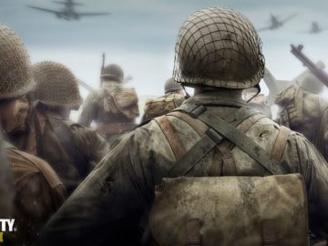 Call of Duty: WWII Update 1.08 Fixes Bugs, Buffs MP-40 and M1928 Fire Rate and More