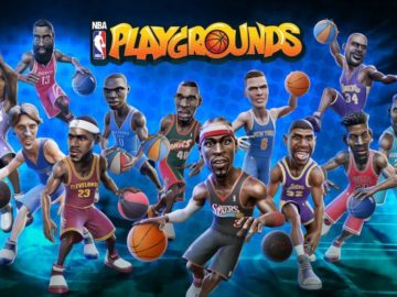 NBA Playgrounds Impressions; An NBA Jam-Lookalike That Doesn't Quite Live Up to It