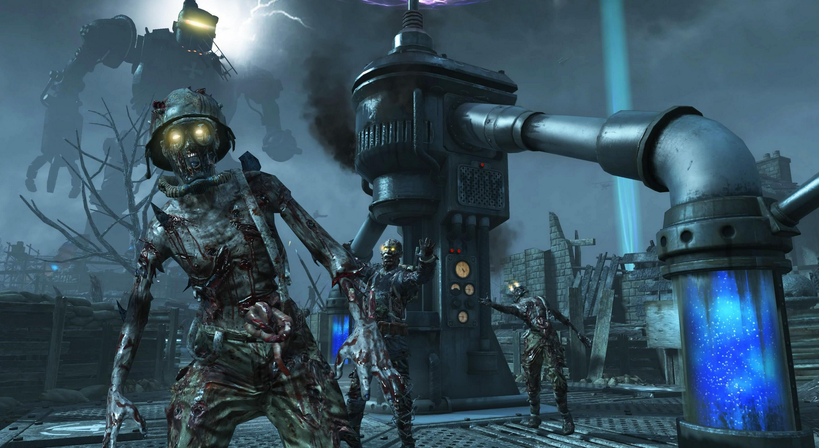 Call of Duty: Black Ops 3 Zombie Chronicles Kino der Toten