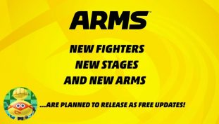 ARMS, Updates, Free