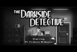 Unique and Spooky Point-and-Click Adventure The Darkside Detective Releases in July