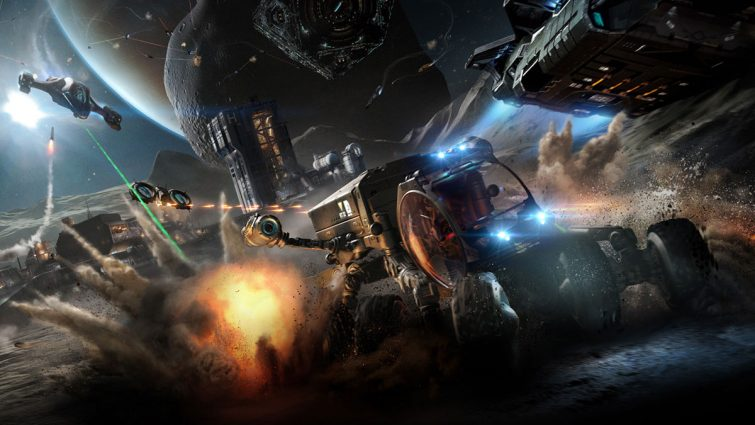 Elite: Dangerous Releases for PS4 Next Month on June 27; Watch Announcement Trailer Here
