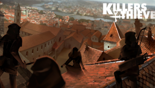 Medieval RPG Killers and Thieves Stealthily Launches on Steam