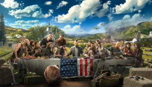 Far Cry 5 Physical and Digital Deluxe Edition Content Revealed