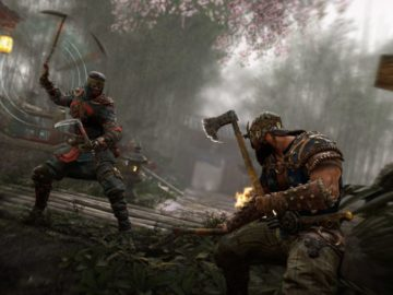 For Honor 1.08 Patch Set To Add Quit Penalties And Hero Alterations