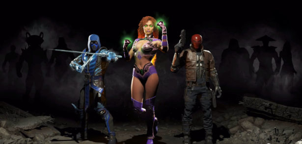 NetherRealm Studios Announce First Batch of DLC Characters for Injustice 2, Check Them Out Here