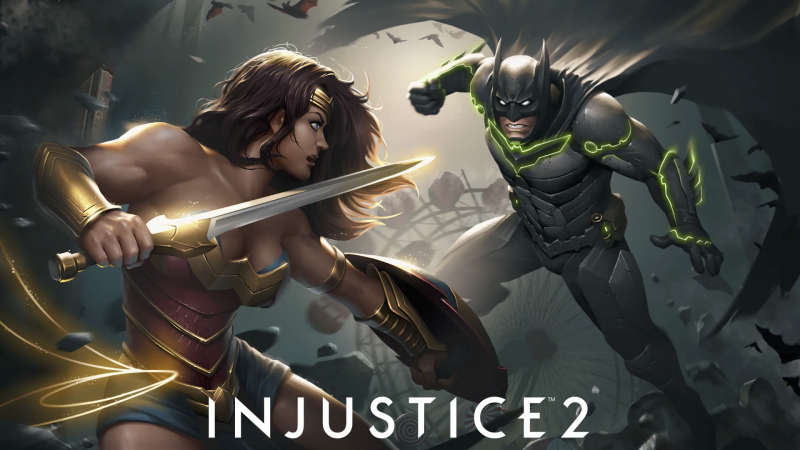 UK Charts: Injustice 2 Still At The Top; Overwatch Snags 2nd
