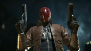 Red Hood, Injustice 2
