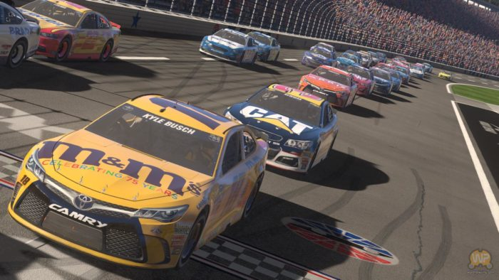 NASCAR Heat 2 Announced
