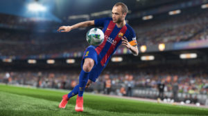 Konami Officially Announces PES 2018; Releases in September