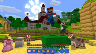 Minecraft is Now Available On The Switch