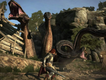 First Look at Dragons Dogma: Dark Arisen on Xbox One and PS4