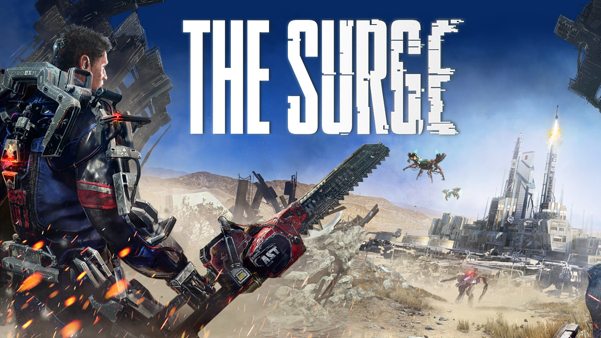 The Surge PS4 Download Size Revealed - Gameranx
