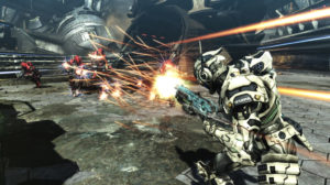 Vanquish PC Port Is Out Now On Steam
