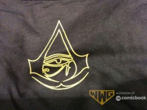 Did a T-Shirt Just Leak the Latest Assassin's Creed Protagonist?