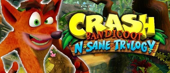"New Crash Bandicoot: N.Sane Trilogy Gameplay Releases; Shows off ""Sewer or Later"" Level"