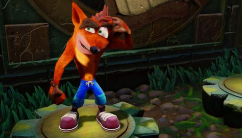 Crash Bandicoot N.Sane Trilogy,