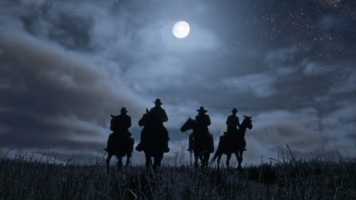 Surprise, Red Dead Redemption 2 Delayed
