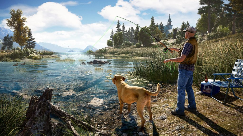 Far Cry 5's Two-Player Co-Op Is Only Available Online, Not Locally